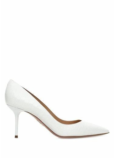 Aquazzura Ayakkabı Beyaz